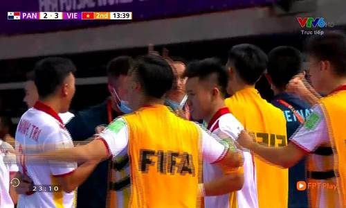 FIFA praises young Vietnamese talent in Futsal World Cup