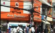 Dàn cảnh móc túi trắng trợn giữa phố Sài Gòn