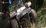 Những tay lái thích hành xác với vòng đua rừng RFC 2014