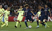 Paris Saint-Germain 3-2 Barcelona