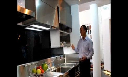 Tủ thông minh cho nhà bếp