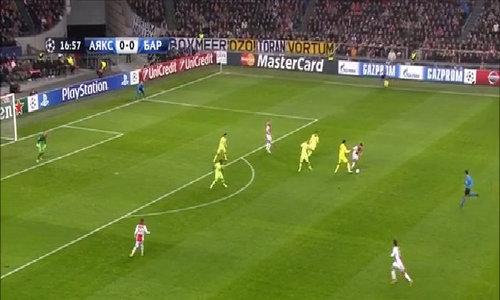 Ajax 0-2 Barcelona