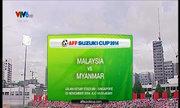 Malaysia 0-0 Myanmar