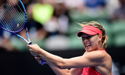 Eugenie Bouchard 0-2 Maria Sharapova