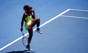 Serena Williams 2-0 Madison Keys