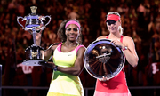 Serena Williams 2-0 Maria Sharapova