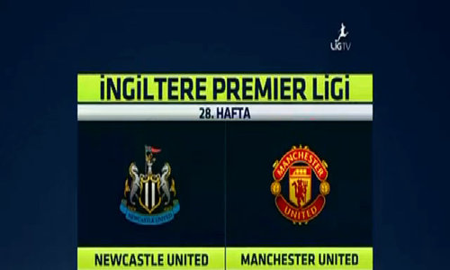 Newcastle United 0-1 Manchester United
