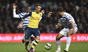 Queens Park Rangers 1-2 Arsenal