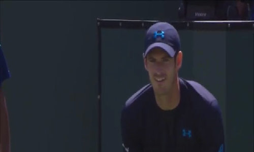 Andy Murray 2-0 Feliciano Lopez