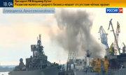 Cháy tàu ngầm hạt nhân Nga