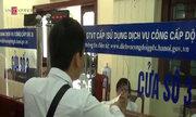 Đổi bằng lái xe trong vòng 2 giờ ở Hà Nội
