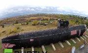 Tàu ngầm tấn công từng là niềm tự hào của Liên Xô