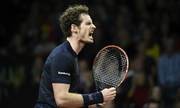 Ruben Bemelmans 0-3 Andy Murray