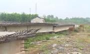 Hàng loạt cầu tiền tỷ xây dở dang ở Quảng Trị