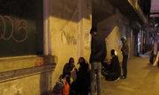 Người vô gia cư không muốn vào ký túc xá miễn phí dịp Tết