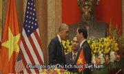 Phiên dịch viên của Obama tại Việt Nam: 'Đây là nhiệm vụ tuyệt vời nhất'