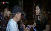 Khám bệnh miễn phí cho người vô gia cư ở Hà Nội