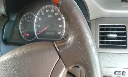 Đèn cảnh báo an ninh trên Honda