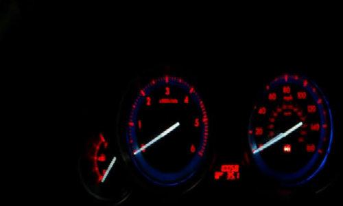 Nháy đèn cảnh báo an ninh trên xe Mazda