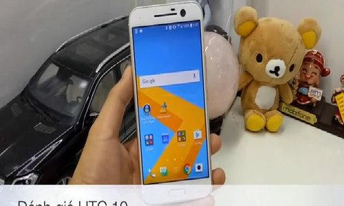 HTC 10 nâng cấp mạnh về phần cứng và tính năng