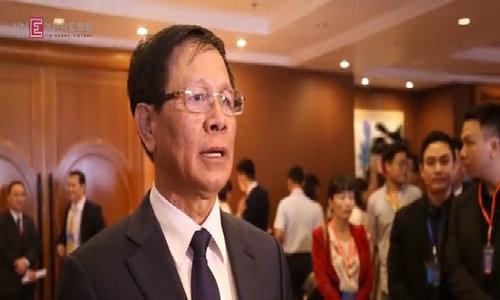 Cựu tổng cục trưởng Tổng cục Cảnh sát bị bắt, khám nhà 4 tiếng