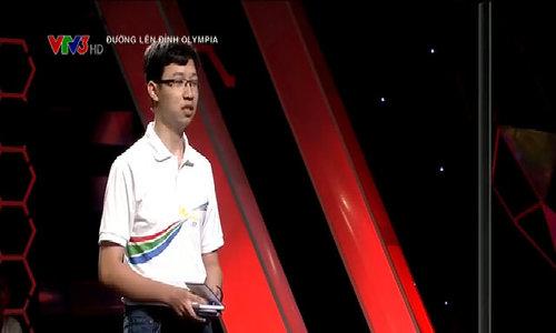 Phần thi về đích của Phan Đăng Nhật Minh