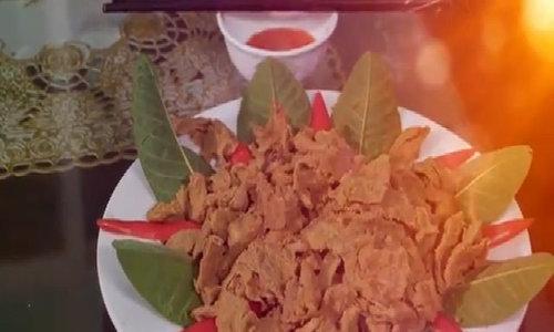 Quy trình sản xuất thịt chua Thanh Sơn, Phú Thọ