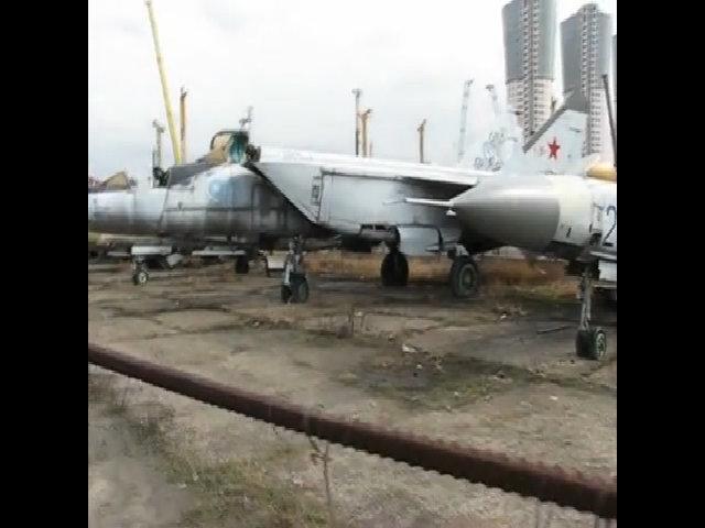 Bảo tàng hàng không bị lãng quên giữa lòng Moscow