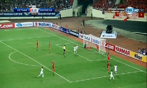 Công Vinh tuyên bố giải nghệ ngay sau khi bị loại khỏi AFF Cup