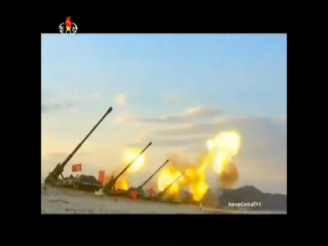 Sức mạnh quân đội xếp hạng 25 thế giới của Triều Tiên