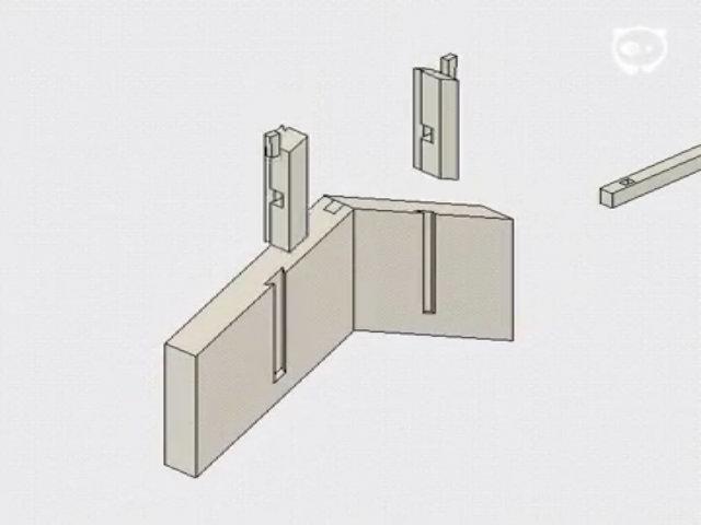 Kỹ thuật xây nhà không cần đinh nghìn năm tuổi của người Nhật