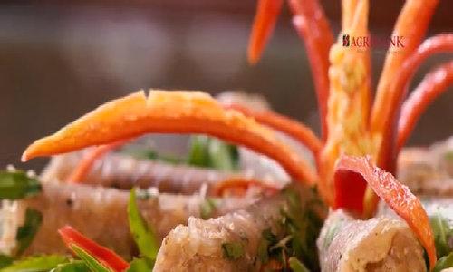 Hương vị riêng của nem chua Thanh Hóa