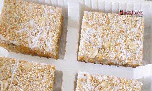 Cận cảnh quy trình sản xuất bánh cáy Thái Bình