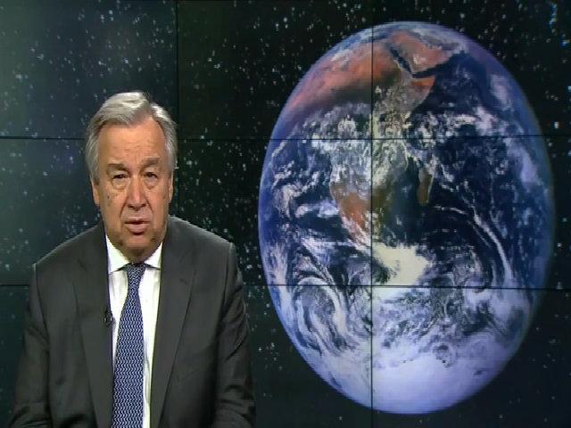 Tổng thư ký Liên Hợp Quốc kêu gọi tắt điện hưởng ứng giờ Trái Đất