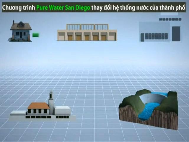Mỹ tính tái chế nước thải thành nước uống