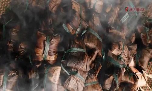 Hải Dương cung cấp hơn 2 triệu chiếc bánh gai dẻo thơm