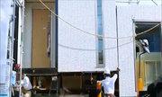 Người Nhật lắp nhà 2 tầng trong một ngày