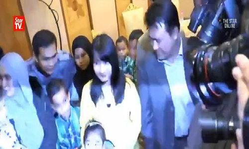9 công dân Malaysia bị giữ ở Triều Tiên về nước