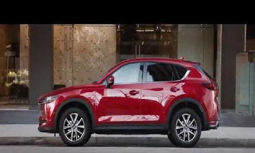 Mazda CX-5 thêm bản 7 chỗ cạnh tranh Honda CR-V