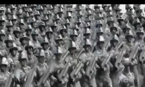 Súng trường mang 150 viên đạn của đặc nhiệm Triều Tiên