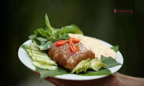 Vị ngọt Nam Bộ đặc trưng trong món bì mắm Lấp Vò