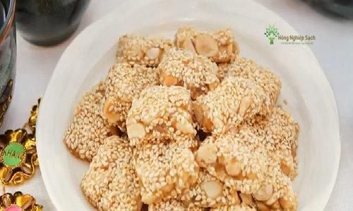 5 nguyên liệu dân dã làm nên kẹo mè xửng xuất khẩu