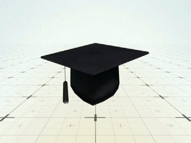 Tung mũ cử nhân trong lễ tốt nghiệp có thể gây nguy hiểm