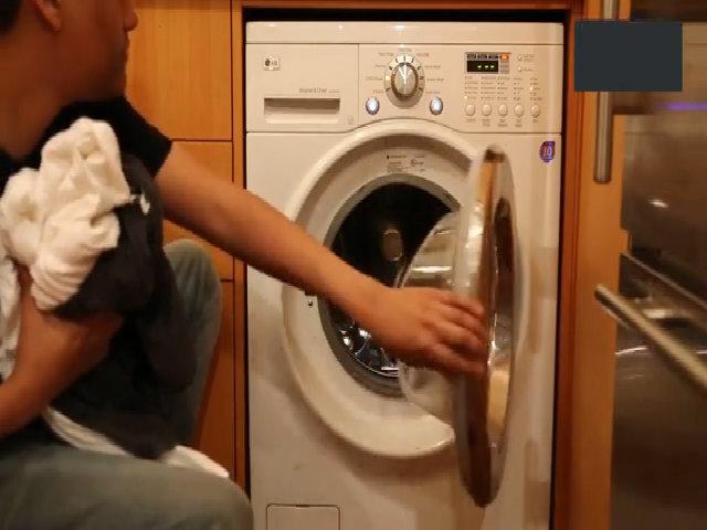Lý do quần áo bị co khi cho vào máy giặt