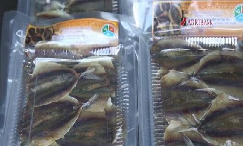 Khô cá chỉ vàng – món ăn dân dã của người dân xứ biển