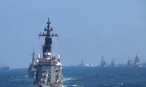 Ưu thế giúp hải quân Nhật vượt mặt Trung Quốc