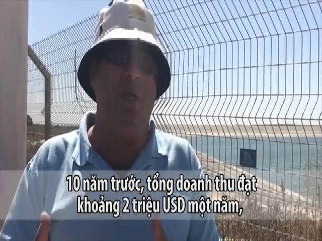 Nông trường lựu thu triệu USD ở sa mạc Israel