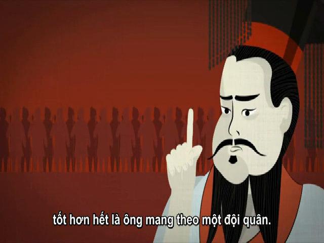Đội quân hộ tống Tần Thủy Hoàng về cõi chết