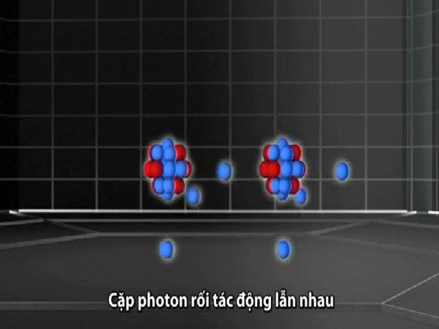 Trung Quốc lập kỷ lục rối lượng tử trong thí nghiệm không gian