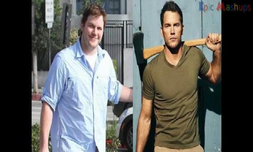 Chris Pratt 'lột xác' nhờ giảm cân